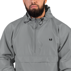 Renaissance Apparel Embroidered H LOGO Champion Packable Jacket