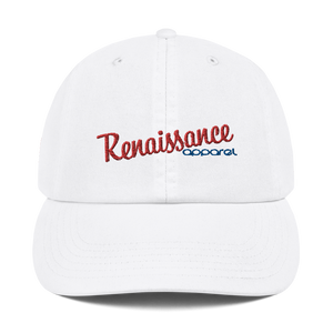 Renaissance Apparel Embroidered HeavenRazah Champion Dad Cap