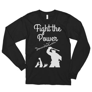 Fight The Power DOC Fine Quality Long Sleeve Tee T-shirt