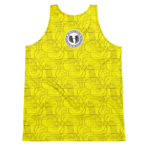 Official Hell Razah Music Inc Elephant Designer Unisex Tank Top Graphics by iHustle365