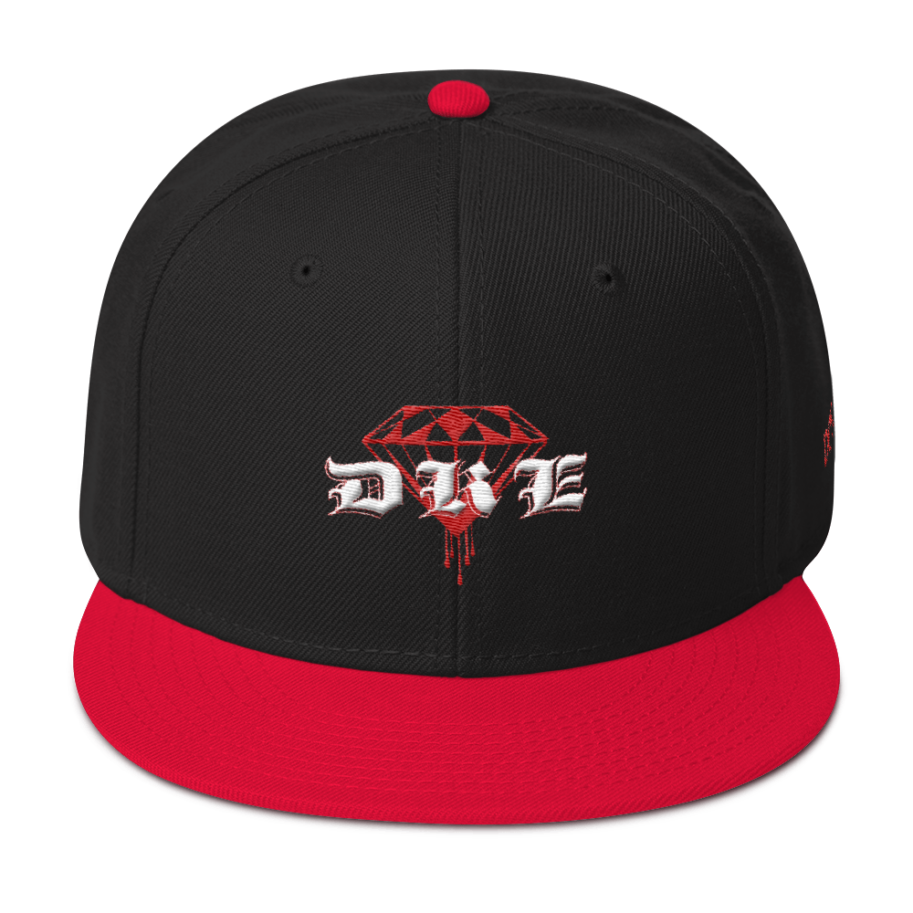 DKE Blood Diamond by DOC Urban Hat Snapback Hat