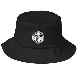Ghetto Gov't Officialz Heaven Razah Old School Bucket Hat