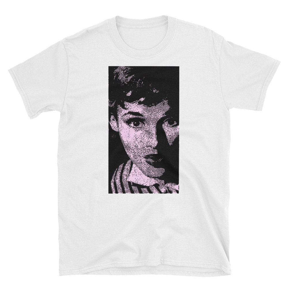 Final Take Hepburn Designer Tee Short-Sleeve Unisex T-Shirt