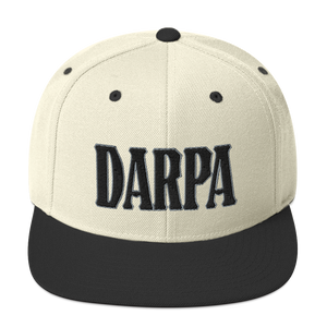 DARPA - GGO - Ghetto Gov't Officialz Embroidered Snapback Hat - Cap