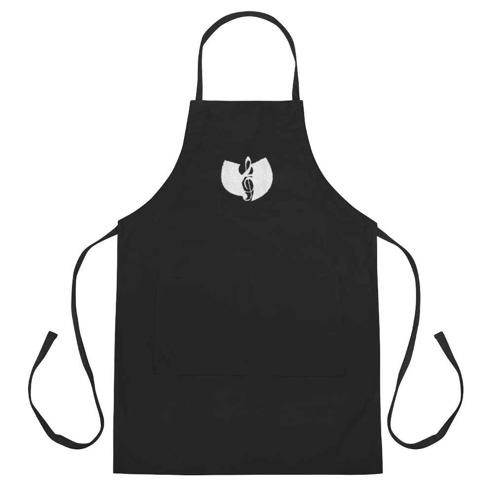 Limited Edition Hell Razah Music Inc. Embroidered Apron Official Heaven Razah Merch Graphics by SmuveMassBeatz