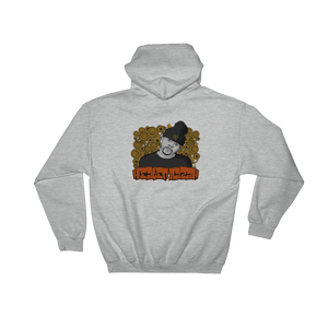 HRMI HellRazah Speaker Design  - HeavenRazah Merchandise Hoodie Hooded Sweatshirt Graphics by Sly Ski Original