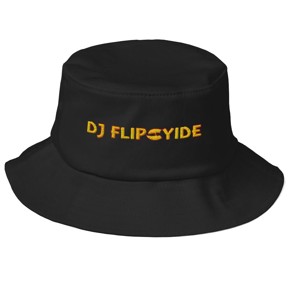 DJ Flipcyide Old School Bucket Hat