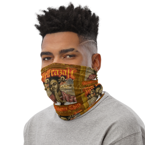 HellRazah Renaissance Child Album Cover Facemask - Neck Gaiter