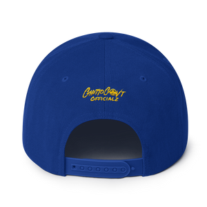 Ghetto Gov't Officialz Heaven Razah Bee Embroidered Snapback Hat