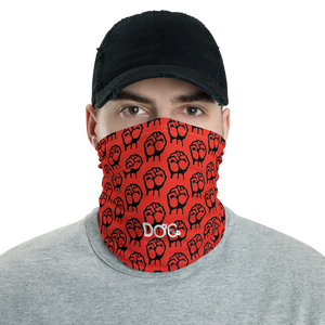 Fight The Power D.O.C. Face Shield - Neck Gaiter