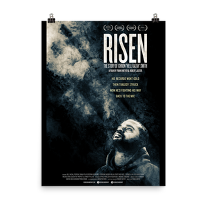 Official Risen Documentary Hell Razah Movie Poster