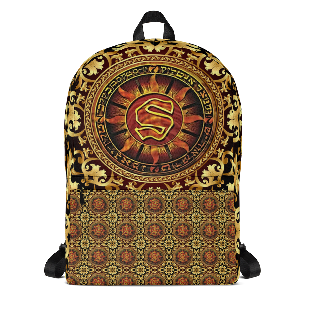 Sunz Of Man - Wu Files 10 DJ Flipcyide Backpack