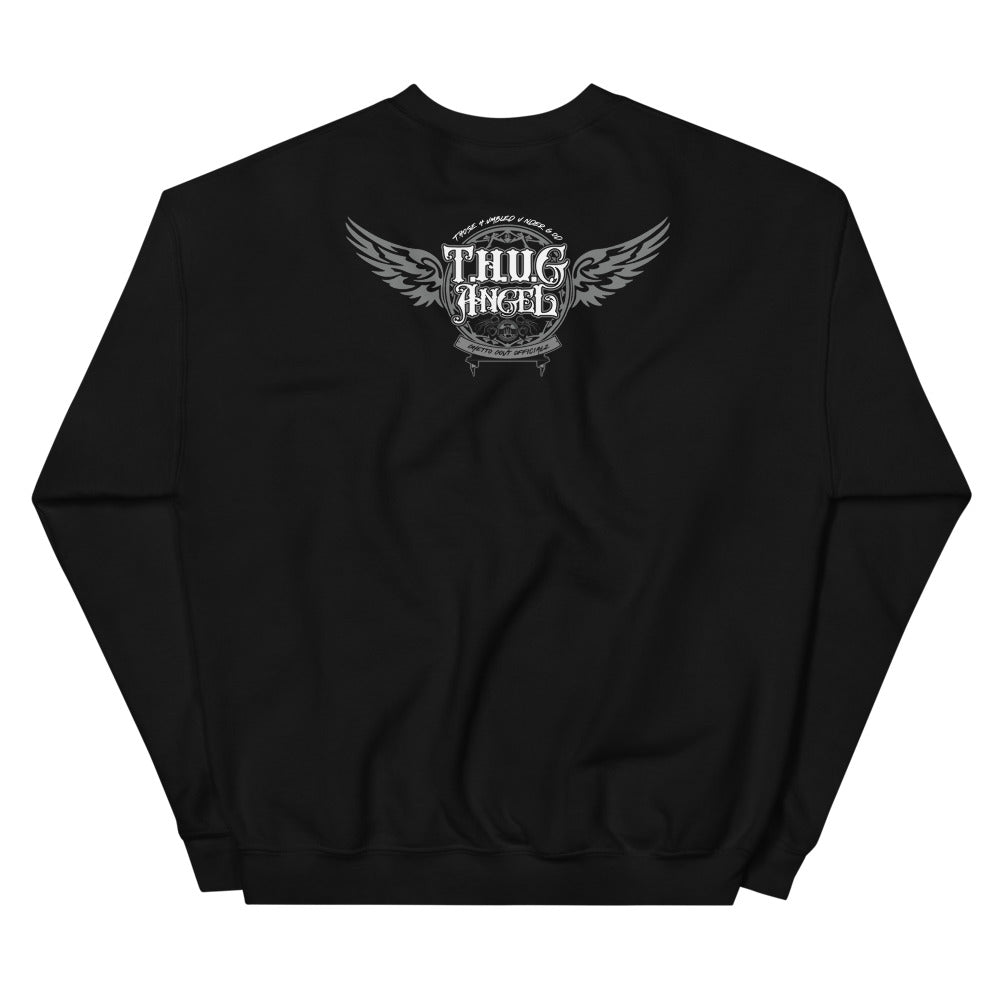 Ghetto Gov't Officialz T.H.U.G. Angel Designer Sweatshirt G.G.O.