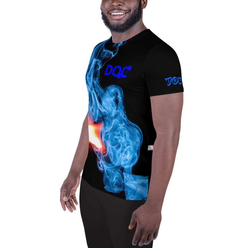 Spark It by DOC Sublimated Men's Athletic T-shirt