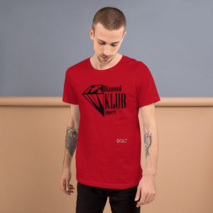 Diamond Klub Apparel Official Logo Tee Short-Sleeve Unisex T-Shirt