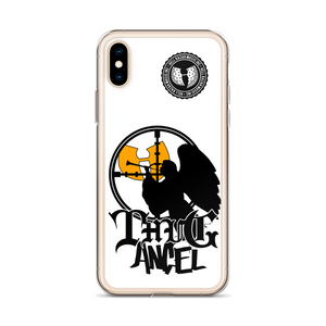 Official Hell Razah Music Inc Thug Angel iPhone Case Graphics by iHustle365