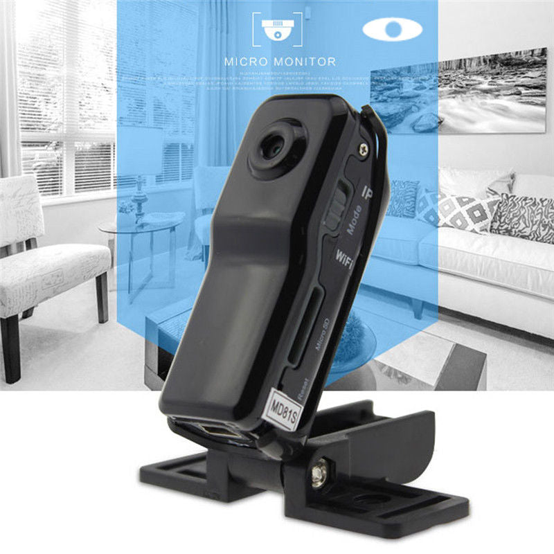 MD81 MD81S IP Mini Camera Wifi HD 720P Wireless Video Recorder DV DVR Camcorder Surveillance Security Micro Cam Motion Detection
