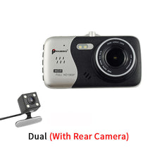 Original 4.0 Inch IPS Screen Car DVR Novatek NTK96658 Car Camera T810 Dash Camera Full HD 1080P Video 170 Degree Dash Cam