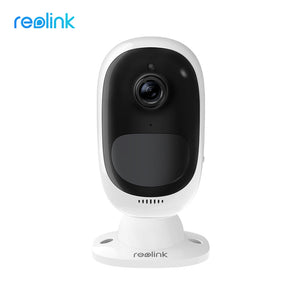Reolink Argus 2 IP Camera Rechargeable Battery Powered 1080P Full HD Outdoor Indoor Security WiFi Cam 130 Wide View Angle