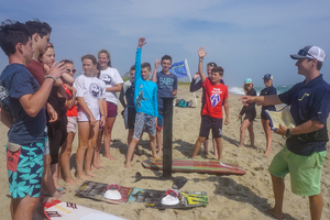 Kiteboard Nantucket - Nantucket Community Sailing + Next Level Watersports Join Forces!