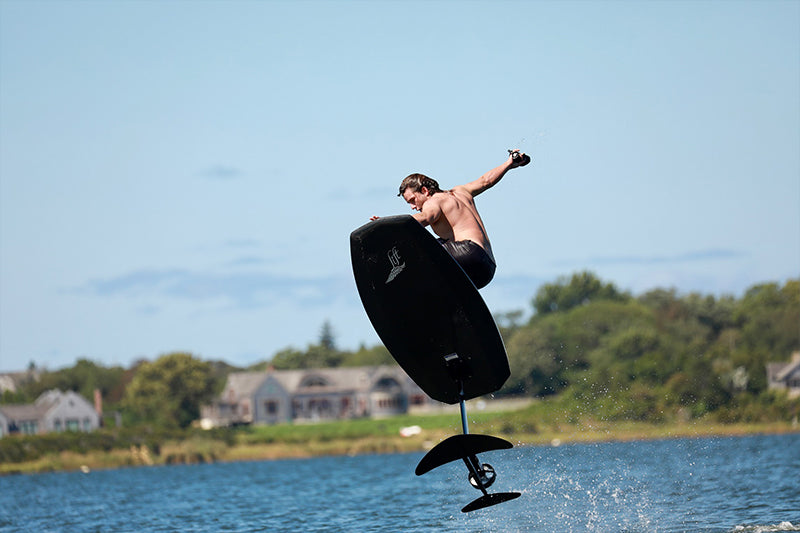 EFOIL: FLY ABOVE THE WATER AT 25MPH
