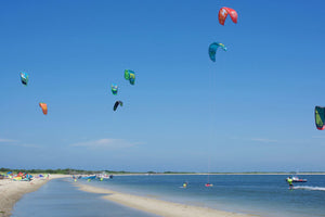 How to kiteboard Nantucket - Bass Point