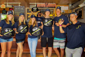 CISCO BREWERS + NEXT LEVEL WATERSPORTS TEAM UP