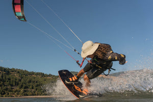 How To Ride Toeside Kiteboarding