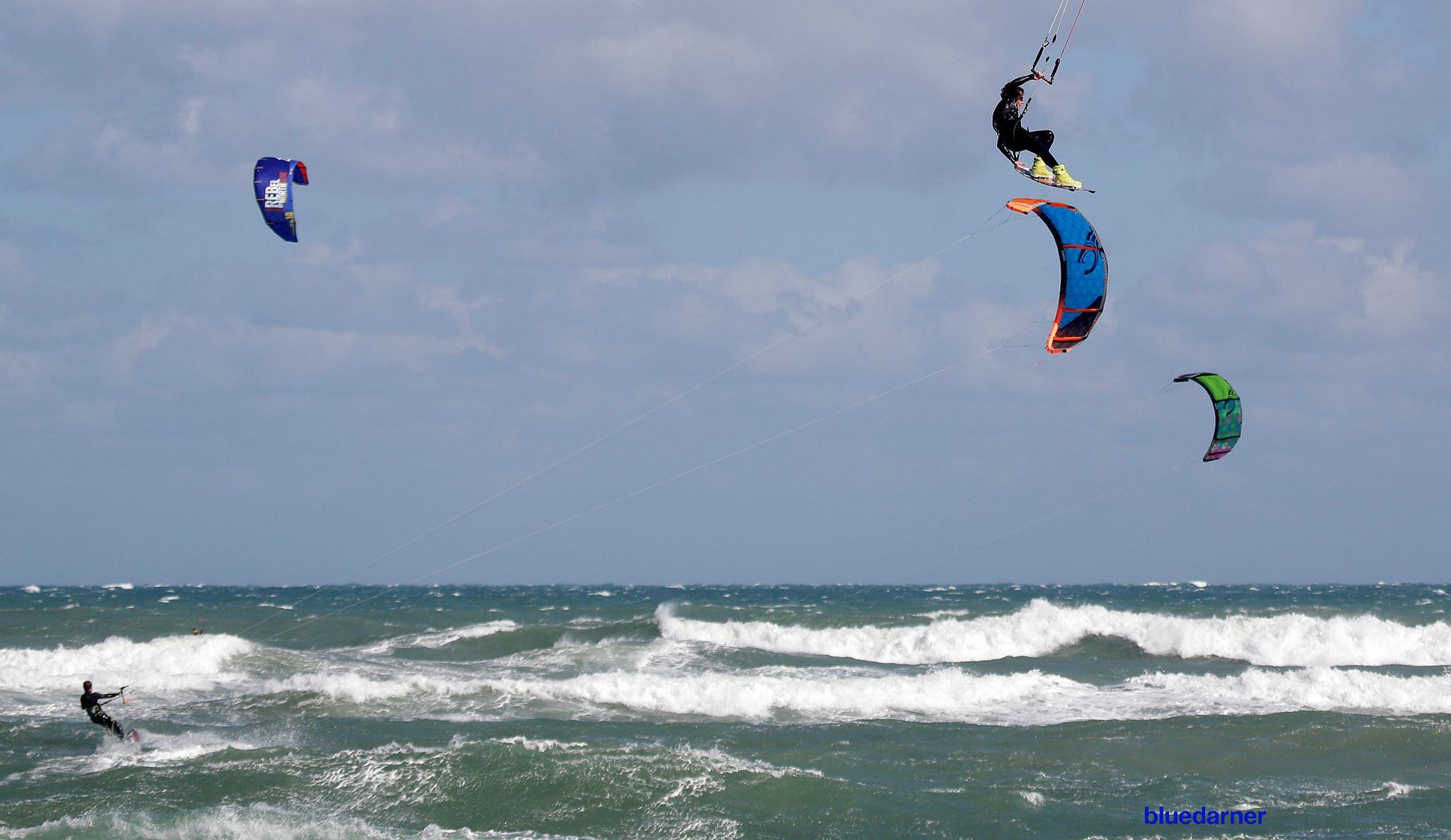 juno beach kiteboarding