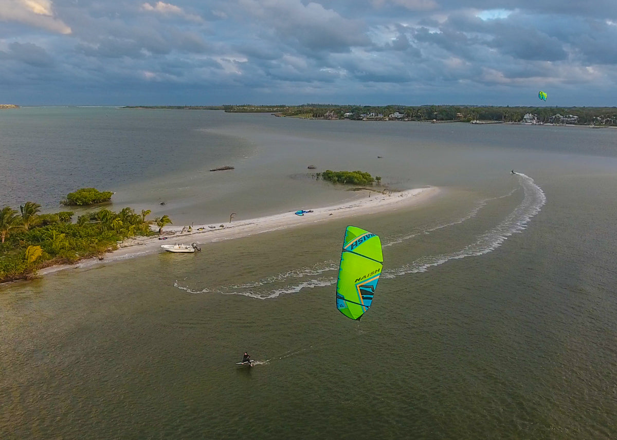 Kiteboarding Florida