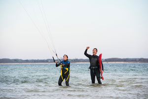best kiteboarding school Nantucket