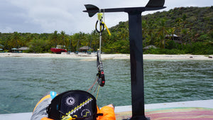 Kiteboarding trip to the BVI