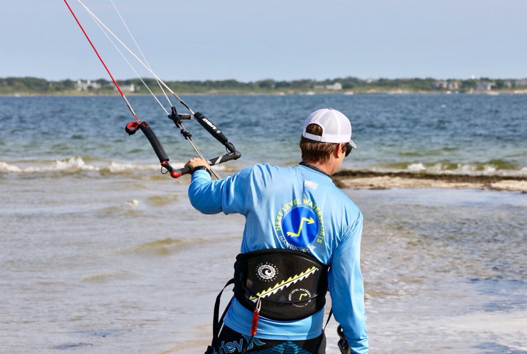 Premium watersports and kitesurf instruction on Nantucket