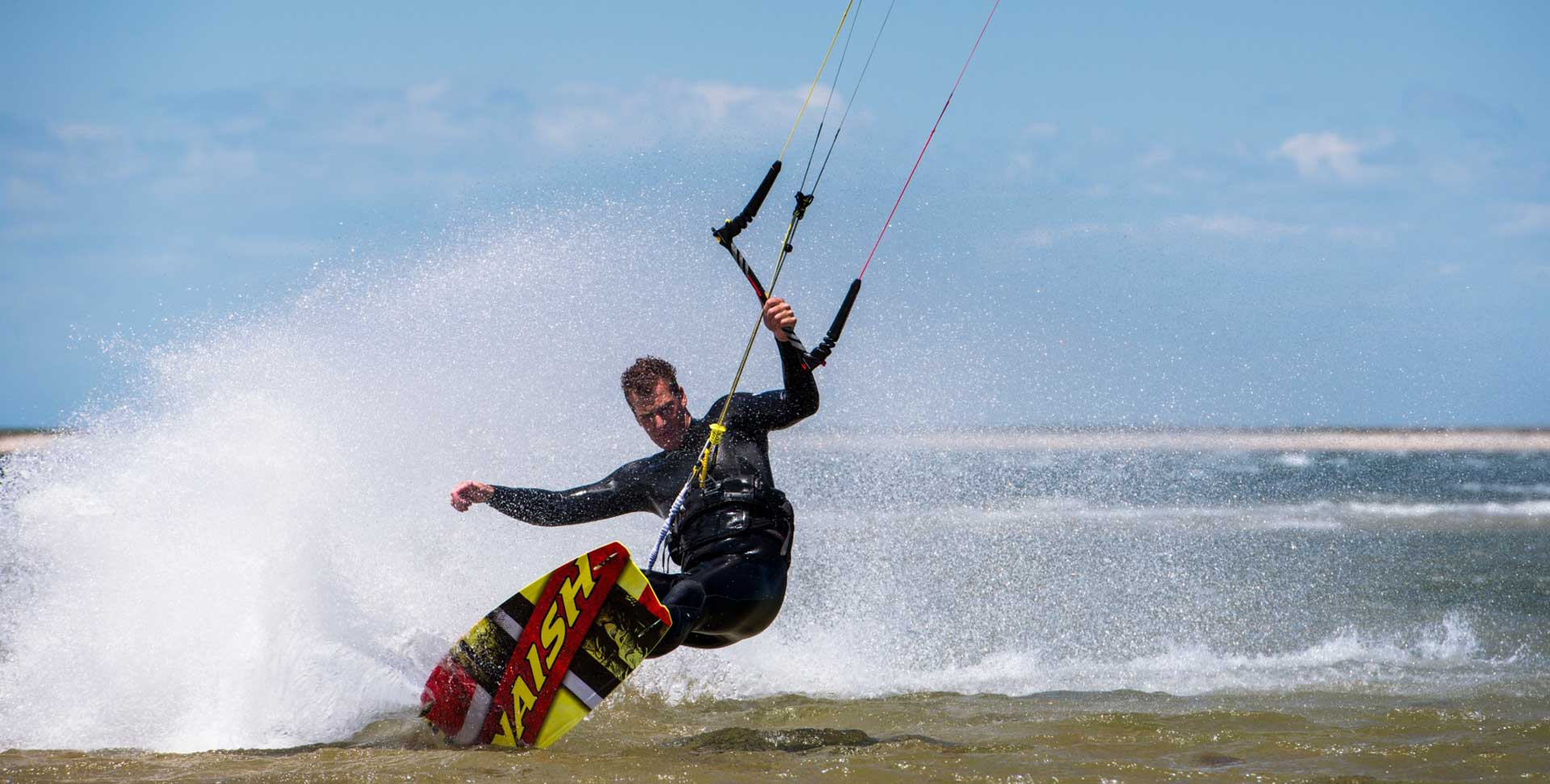 Kiteboarding Nantucket