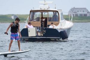 American Yacht Club - eFoil Demo Day