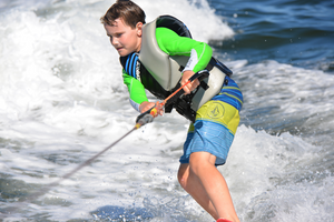 Jupiter Island Club Watersports Events: Wakeboarding & Tubing Presidents' Day Weekend