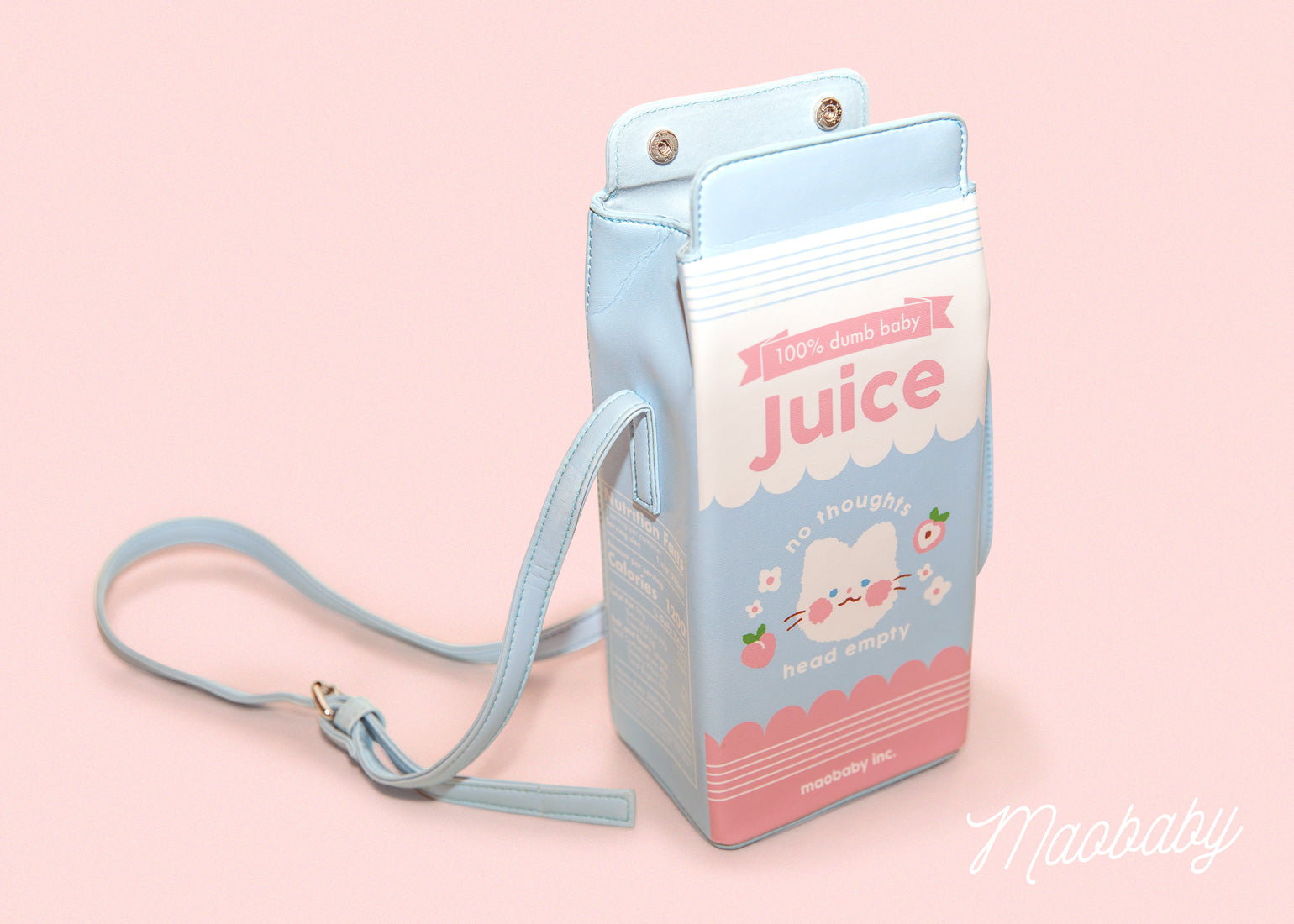 B GRADE (Read before buying) - Juicebox Crossbody Purse