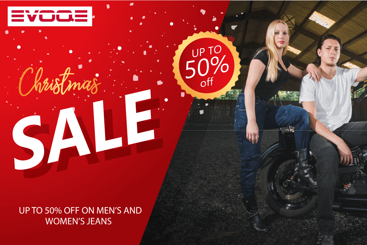 EVOQE Christmas Sale 2019 - Up To 50% OFF