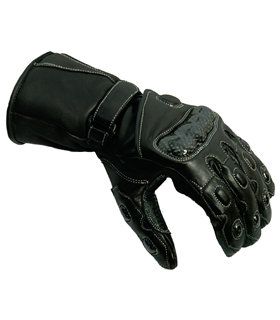 Aqua Storm Motorcycle Gloves - EVOQE