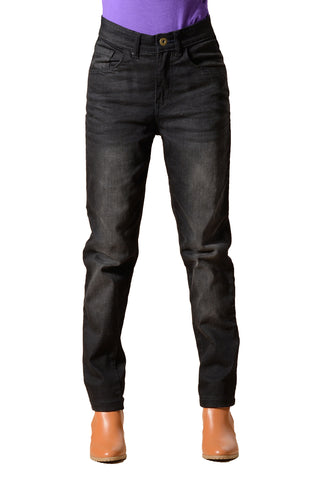 Layla Motorcycle Kevlar Jeans - evoqe1
