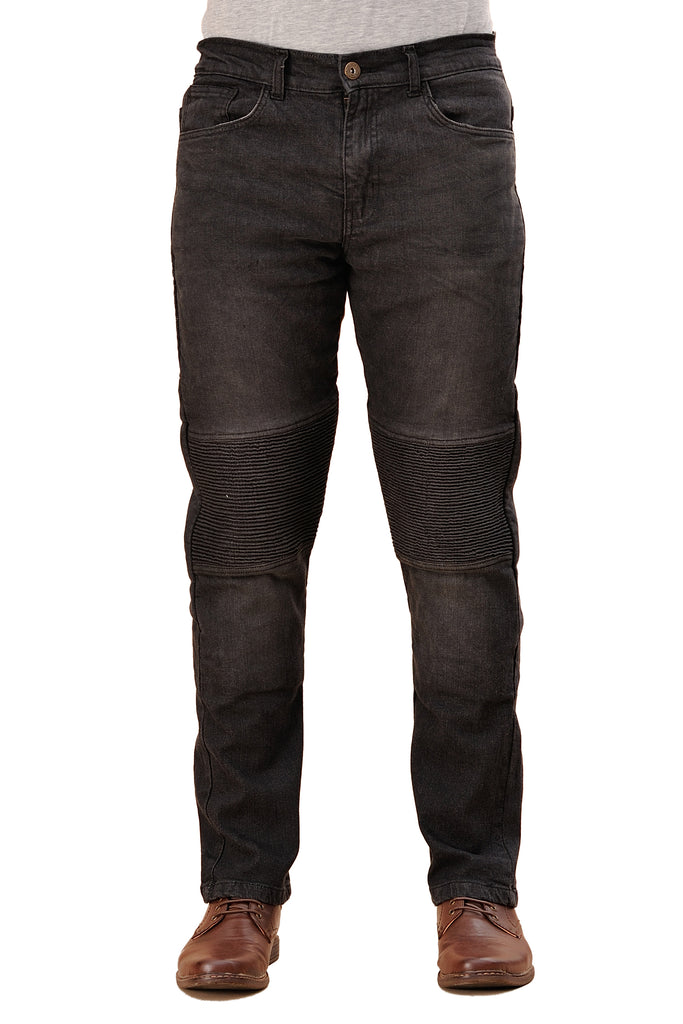 men 39 s motorcycle denim jeans reinforced with kevlar evoqe. Black Bedroom Furniture Sets. Home Design Ideas