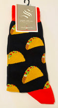 Load image into Gallery viewer, Taco Tuesday Socks by Socksmith