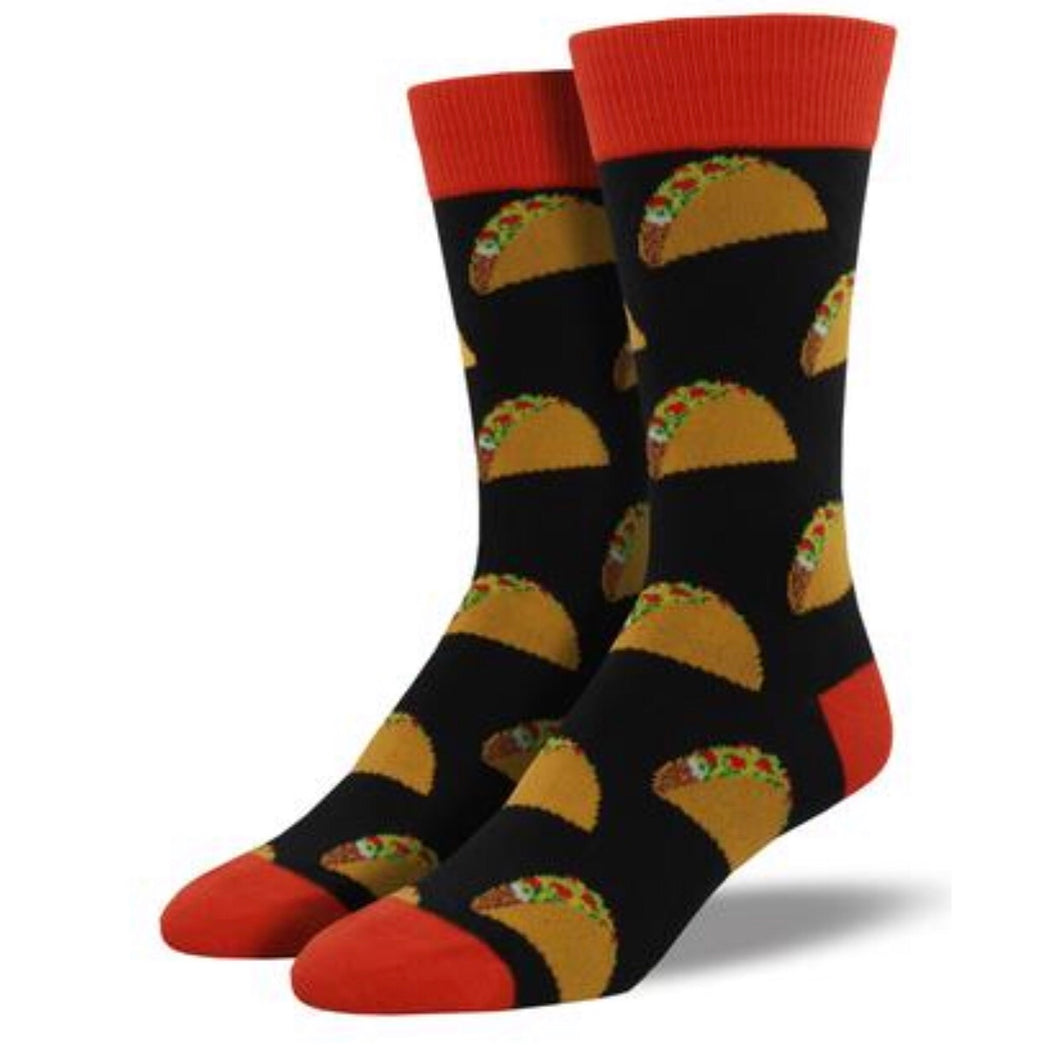 Taco Tuesday Socks by Socksmith