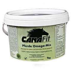 Pferde Omega Mix 1kg Horse Food