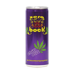 Zero Bock Chill Out - Der Entschleunigungsdrink Hemp Drink