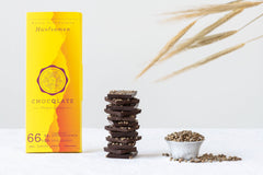 Chocqlate Hanfsamen Schokolade Bio Virgin Cacao | Hempseed Chocolate