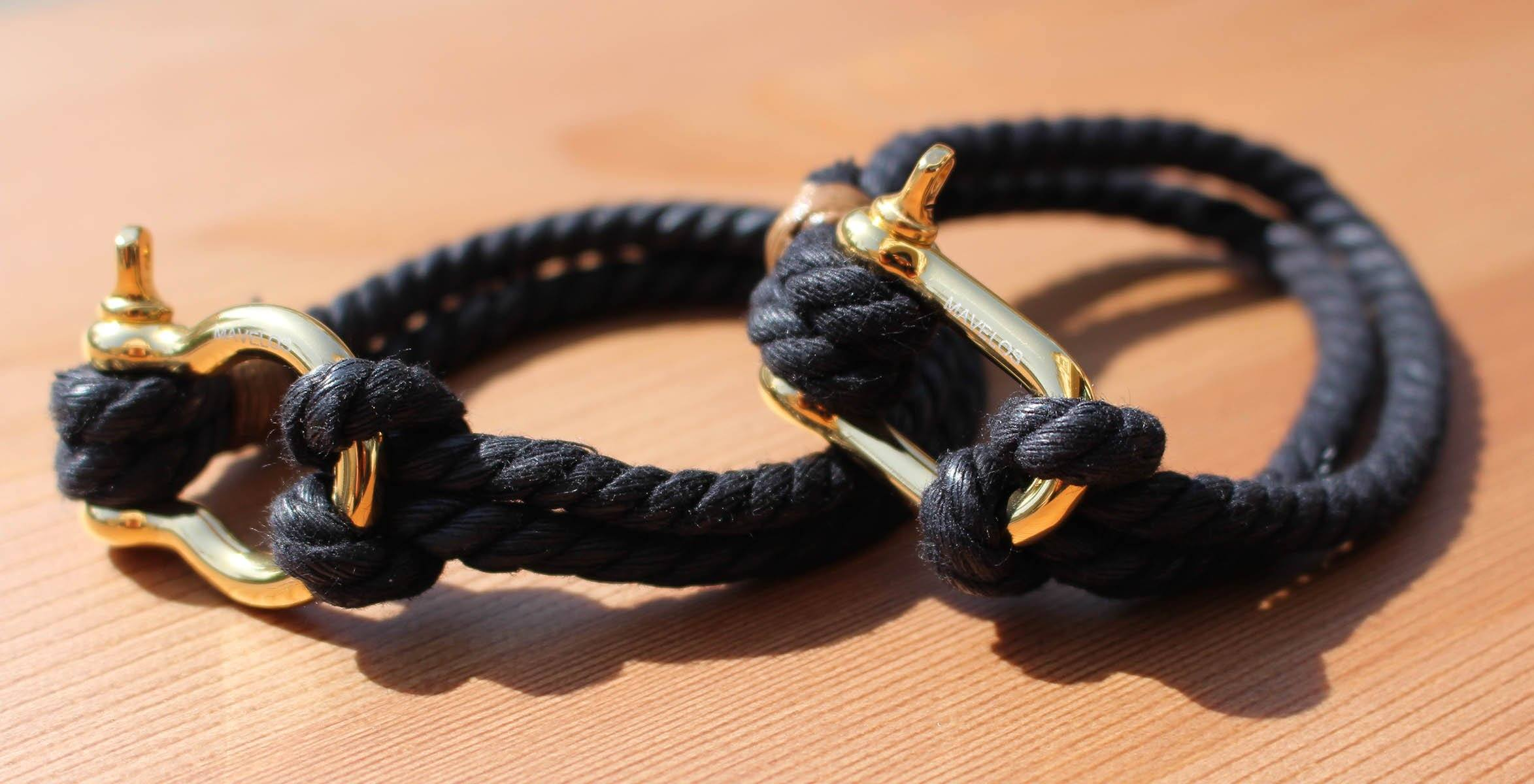 Hemp_Jewellery_Bracelets_Hanfschmuck_Armband_Bijoux_De_Chanvre_Lux_high-quality_gold_black
