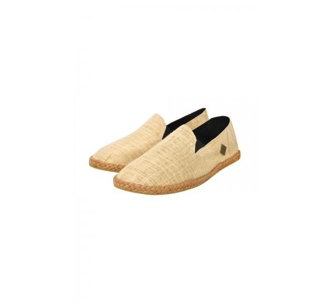 Hemp_clothing_wear_fashion_Slipper_comfy_natur_beige_Luxembourg