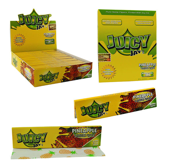Juicy_Jays_Flavor_Flavour_King_Size_Rolling_Papers_Stoner_KS-Paper_Papier_Luxembourg_cbd-lux_CBD-Store-Shop_pineapple