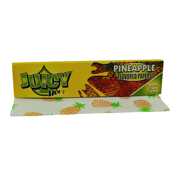 Juicy_Jays_Flavor_Flavour_King_Size_Rolling_Papers_Stoner_KS-Paper_Papier_Luxembourg_cbd-lux_CBD-Store-Shop_pineapple_ananas
